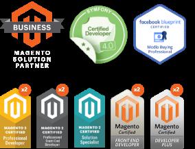 Stenik предлага изработка на онлайн магазни с Magento от екип от сертифицирани програмисти и е официален Magento Solution Business Partner.