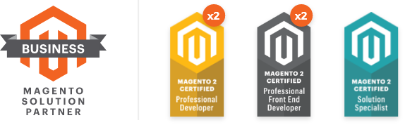Stenik offers Magento online stores with a team of certified programmers.