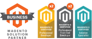 Stenik offers Magento online store with a team of certified developers and is an official Magento Solution Business Partner.