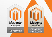 Making Magento internet shops by certified back-end and front-end programmers at Stenik