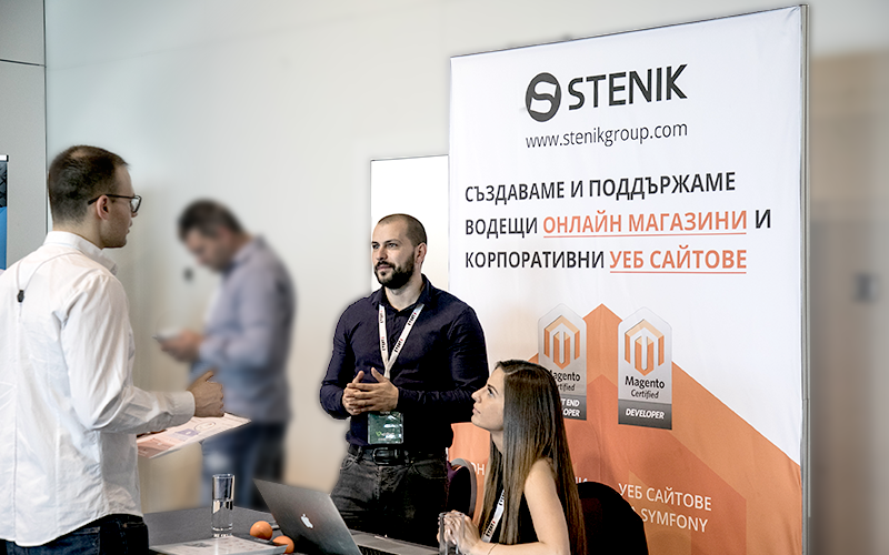 """Successful Steps to Migrate an Online Store Platform"" - a presentation Dimitar Dimitrov delivered at eCommCongress 2018"