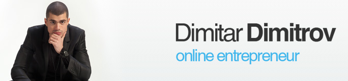 Personal website and blog of Dimitar Dimitrov, Stenik - Blogs, Stenik