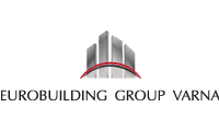 Logo for Eurobuilding  Engeneering group- Varna