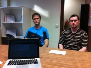 Уеб стажанти в Stenik Development Center