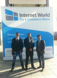 Stenik @ Internet World 2012 in Munich