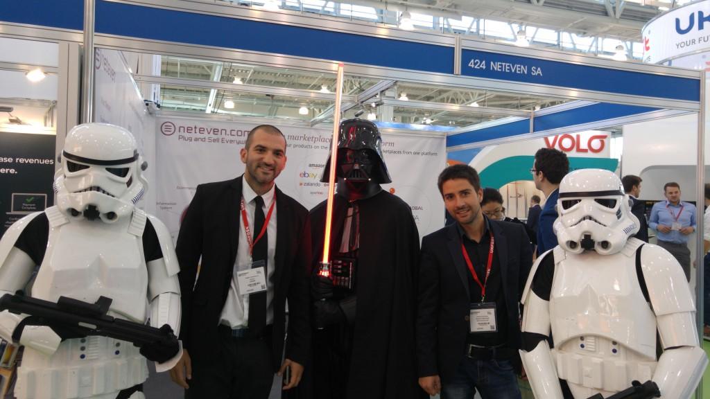 Силата е с нас - eCommerce Expo 2015