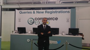 eCommerce Expo 2015 London - Stefan-Chorbanov